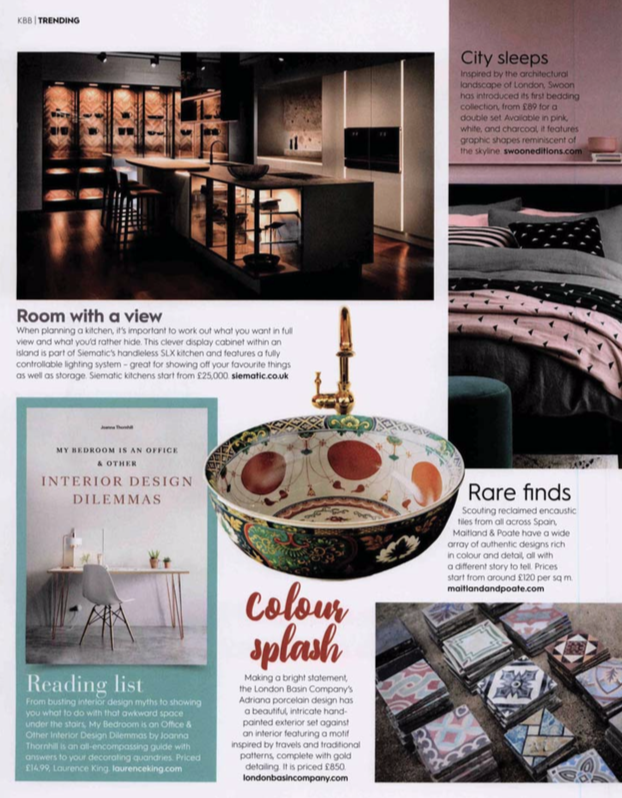 KBB Magazine April19 issue featuring My Bedroom is an Office by Joanna Thornhill.png