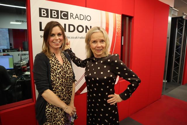 Jo Good and Joanna Thornhill on BBC Radio London.jpg
