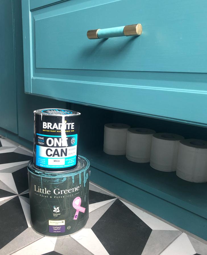 Joanna Thornhill bathroom cabinet with paint.jpg