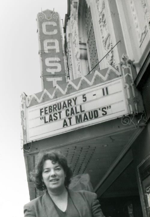 World Premiere at the Castro Theater 1993. Director Paris Poirier.
