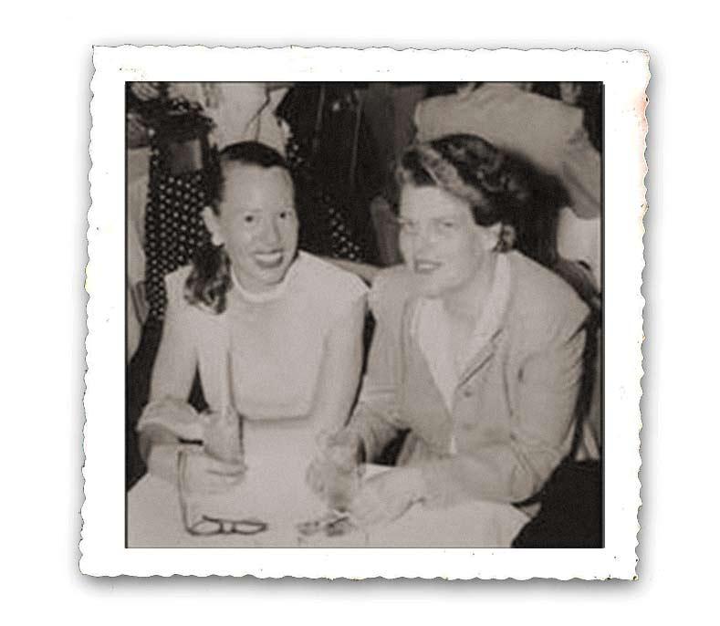 Phyllis Lyon and Del Martin