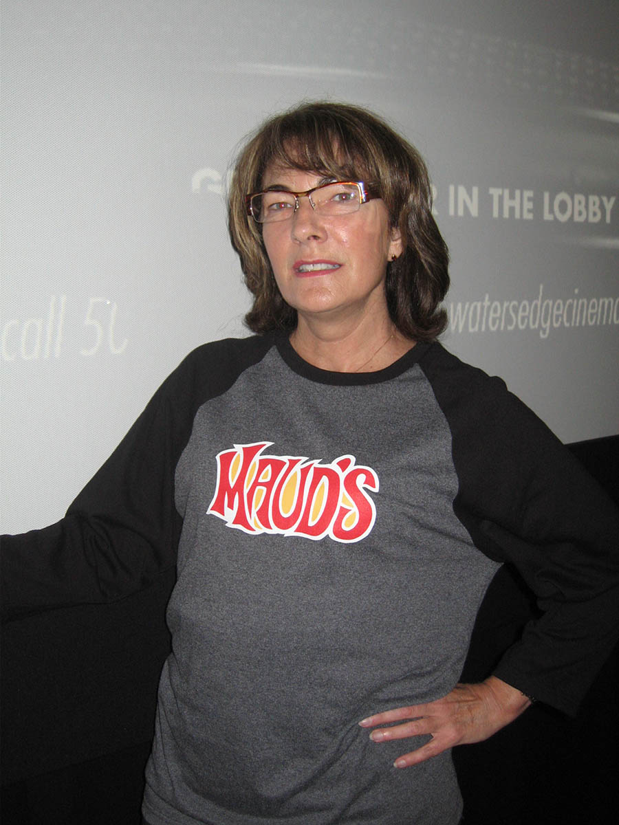 Moe dresses it up...