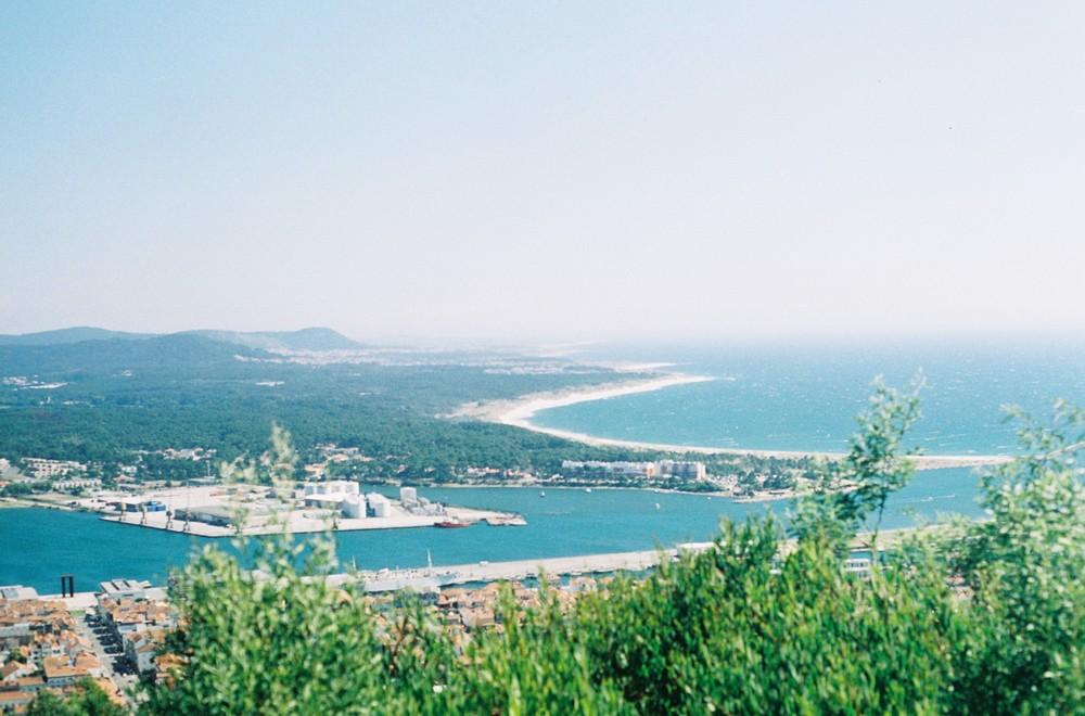 viana do castelo (view from santa luzia)