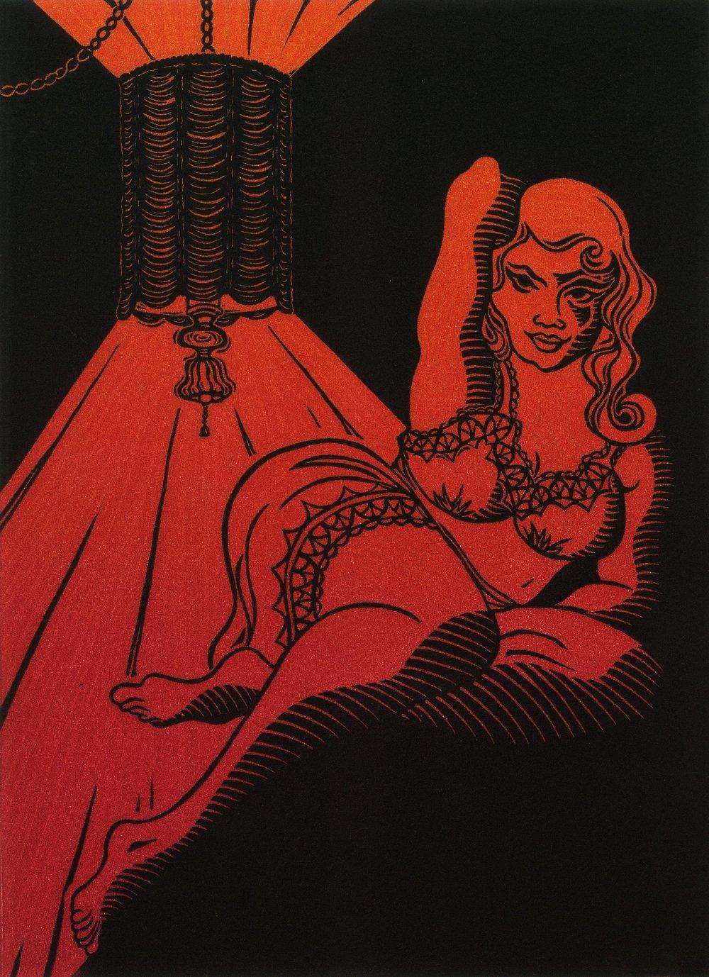 Vamp Lamp #2