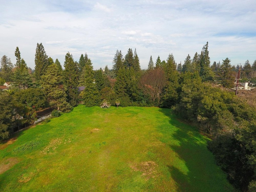 Atherton Real Estate aerial drone photography