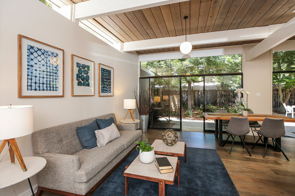 Palo Alto Eichler Virtual Tour