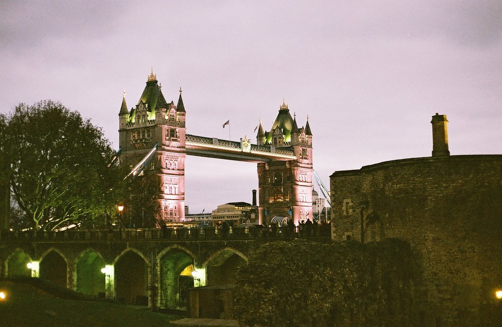 Tower Bridge at Tower of London