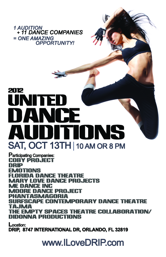 drip hosts the united dance auditions  u2014 drip