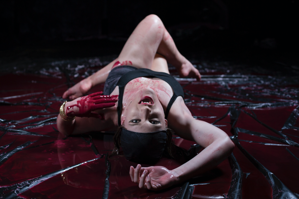 Vampire Dancers Art Show