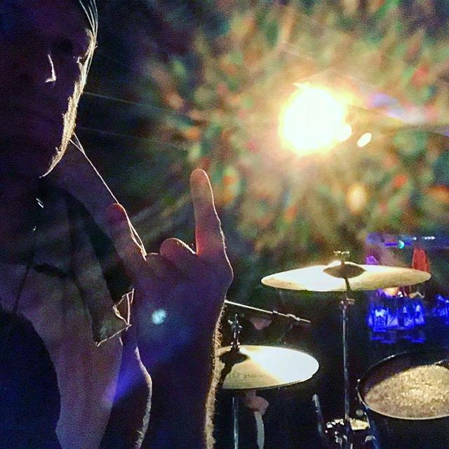 @riondrum is playing drums at DRIP tonight! #rocknroll #ilovedrip #orlandomusic #orlandodrums #internationaldrive #orlando