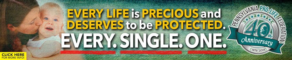 Click image above for more information about  40 YEARS PROTECTING LIFE .