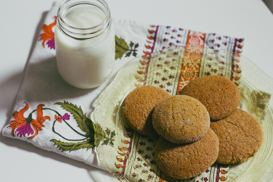 Pumpkin Molasses Cookies I The Arrow House