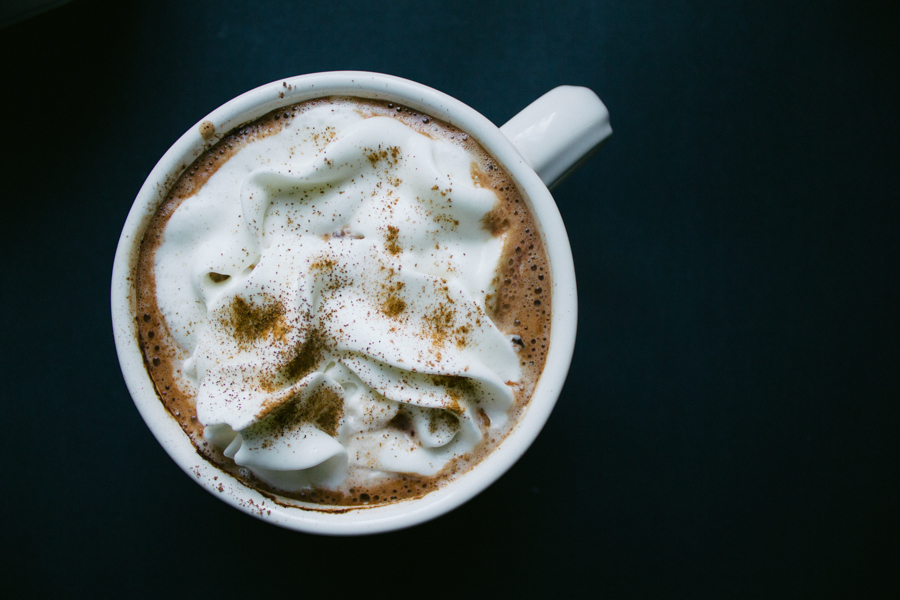 Homemade Hot Chocolate :: The Arrow House