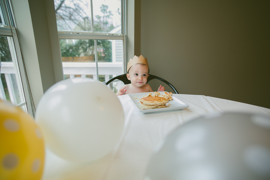 Lincoln's 1st Birthday :: The Arrow House