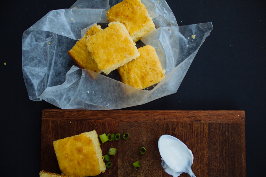 Spicy Chili + Sweet Cornbread :: The Arrow House