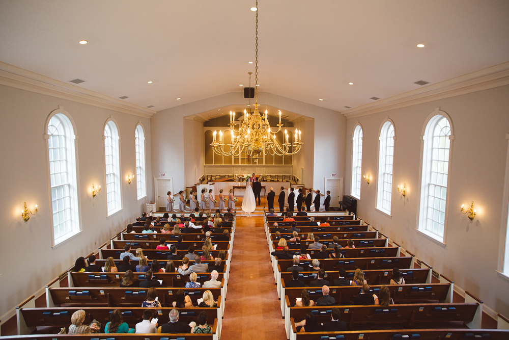Durham, NC Wedding . Westminster Presbyterian . The Cookery .