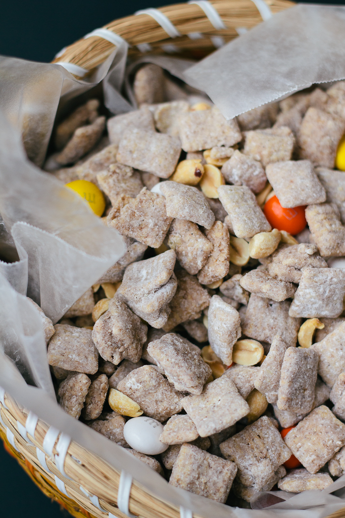 Pumpkin Spice Puppy Chow :: by The Arrow House
