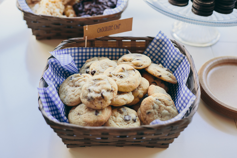 Milk + Cookies Party