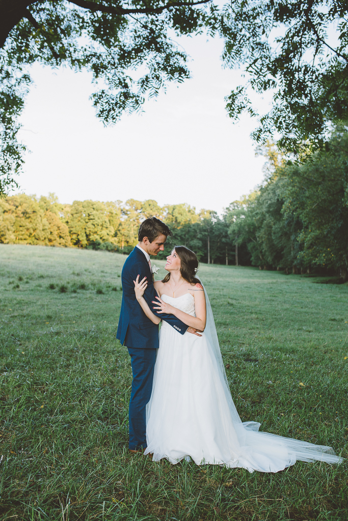Small Town Wedding // The Arrow House