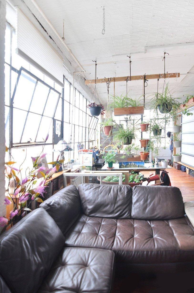 Small Spaces The Biggest Little Loft Sawa Design Studio