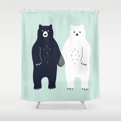 Cool Product: Society6 Shower Curtains — SAWA DESIGN STUDIO