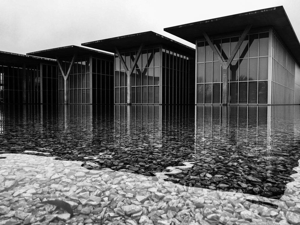 MODERN ART MUSEUM of FORT WORTH, TEXAS | by TADAO ANDO