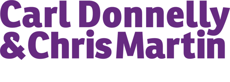 Carl Donnelly & Chris Martin Comedy Podcast