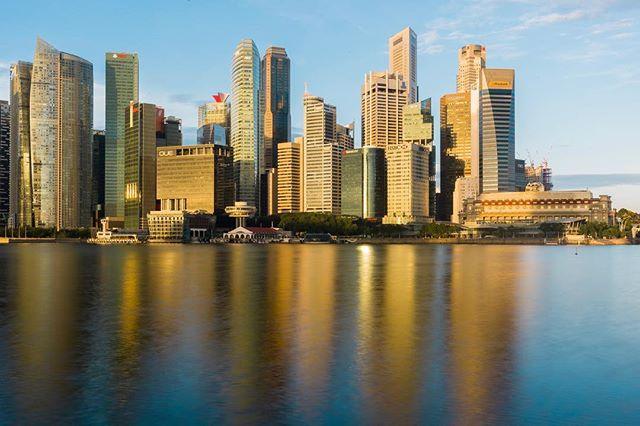 Singapore 🇸🇬 #Singapore #sunrise