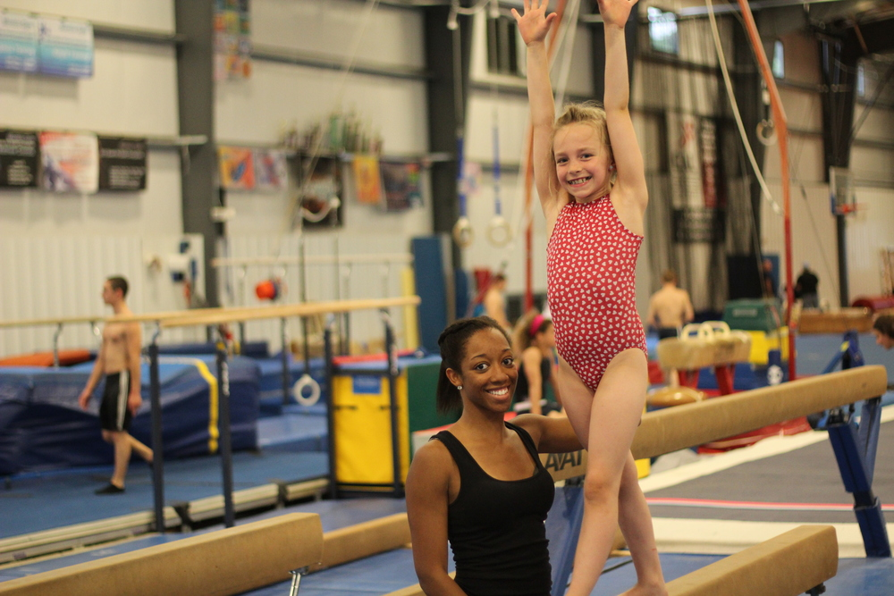 Girls Competitive/Recreational Gymnastics