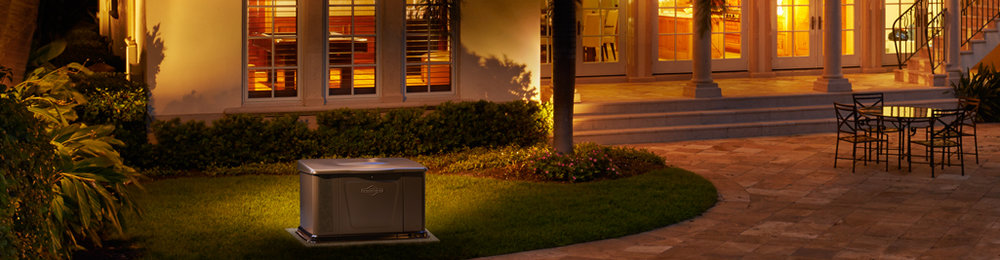 Briggs & Stratton Home Generator System