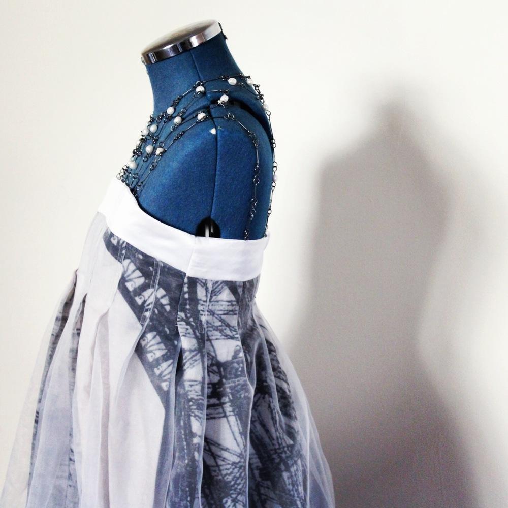 Trocadero gown