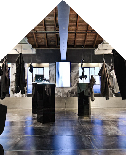 Julius Pop-up Store - Los Angeles, CA Design & Build