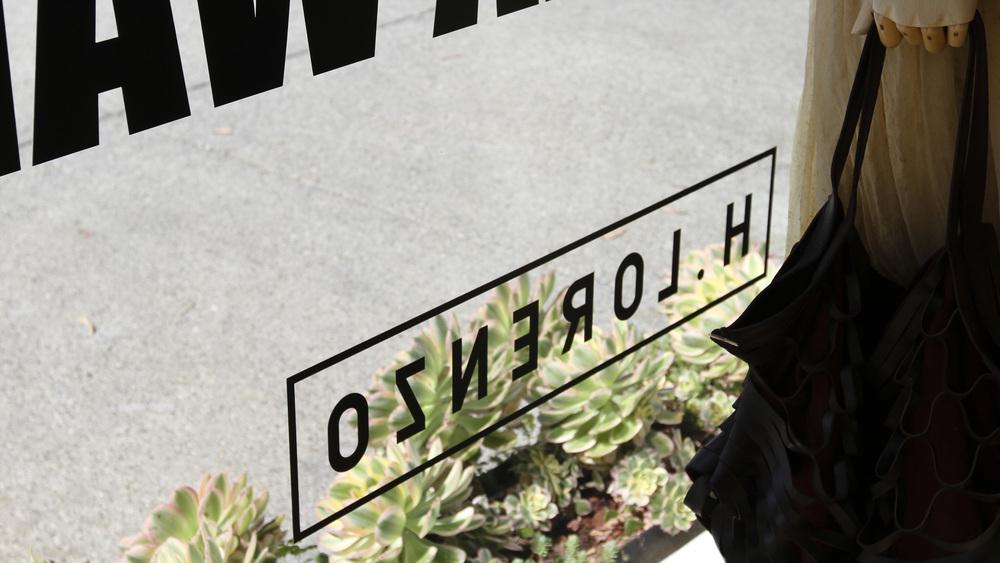 H. Lorenzo -  Los Angeles, CA    Branding & Identity