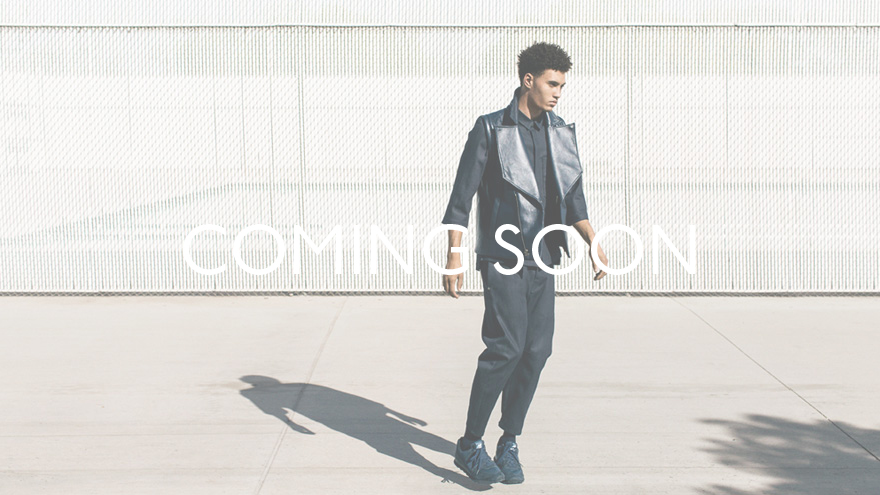MATTISON Autumn Winter 2015 Coming Soon