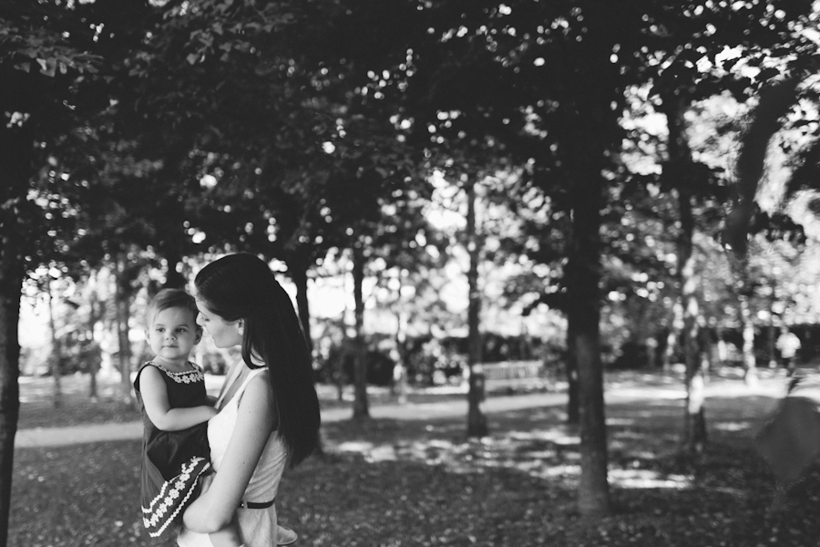 Minneapolis Sculpture Garden Family Photos