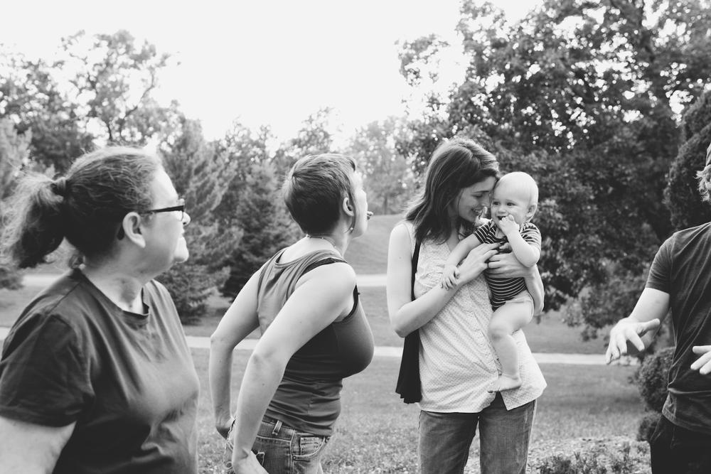 minneapolis lifestyle family photographer - como park