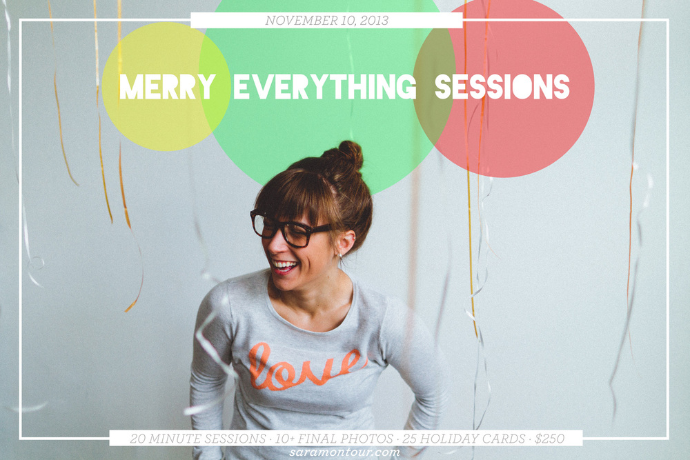 minneapolis modern holiday photo sessions