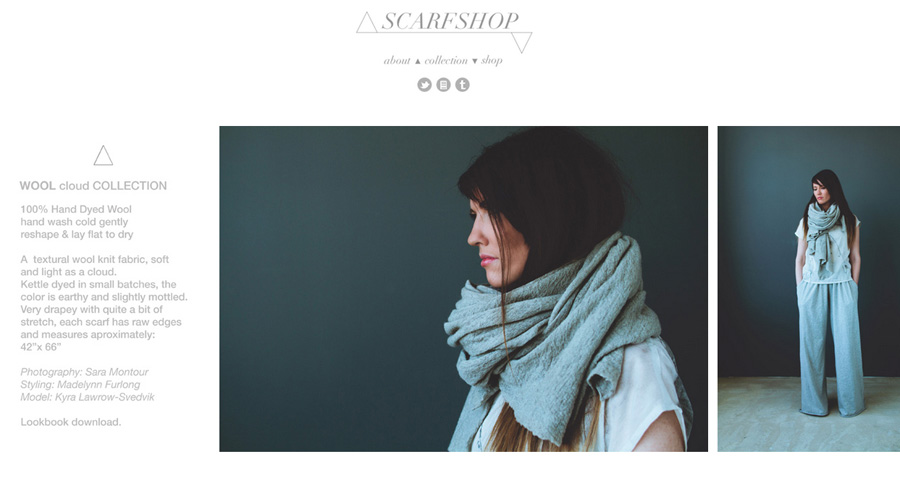 Commercial Lookbook Photographer