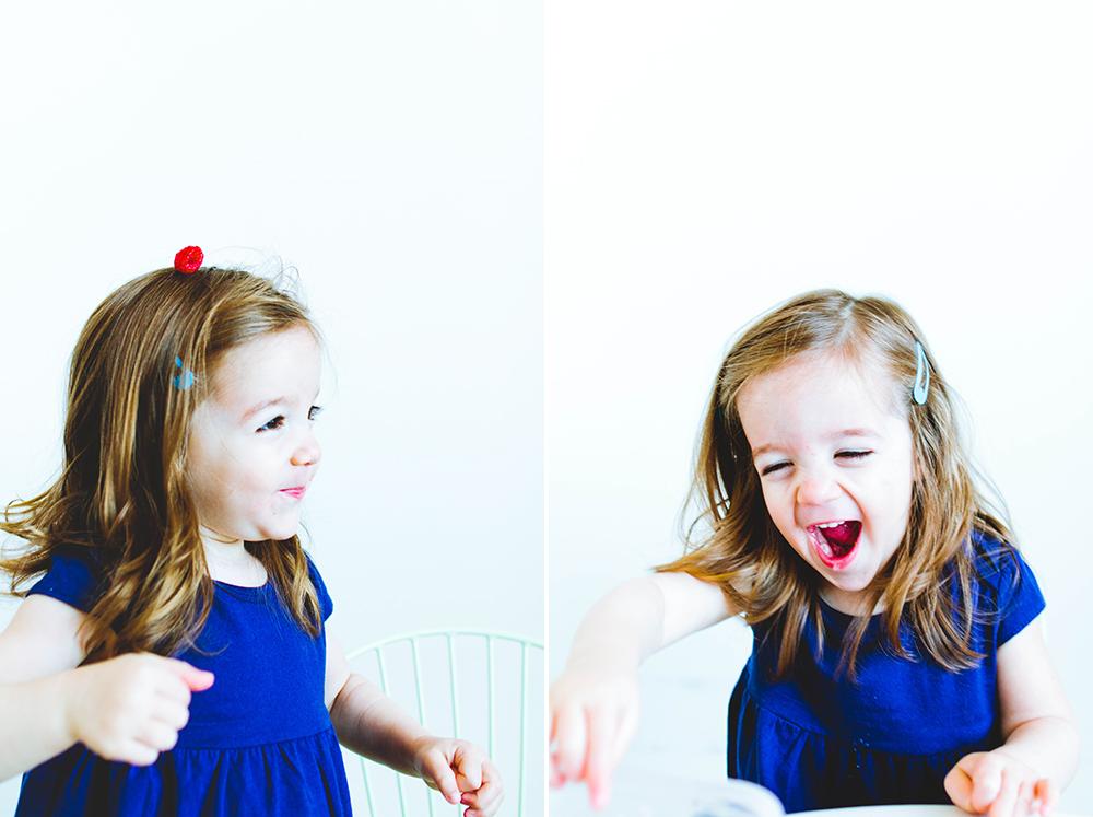 Modern children's photography