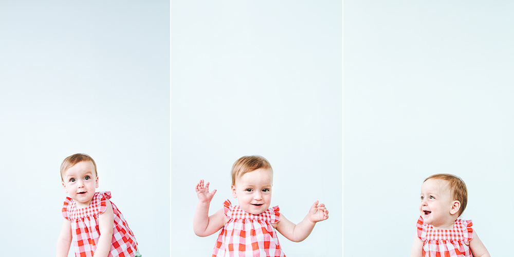 Los Angeles California Baby Photography