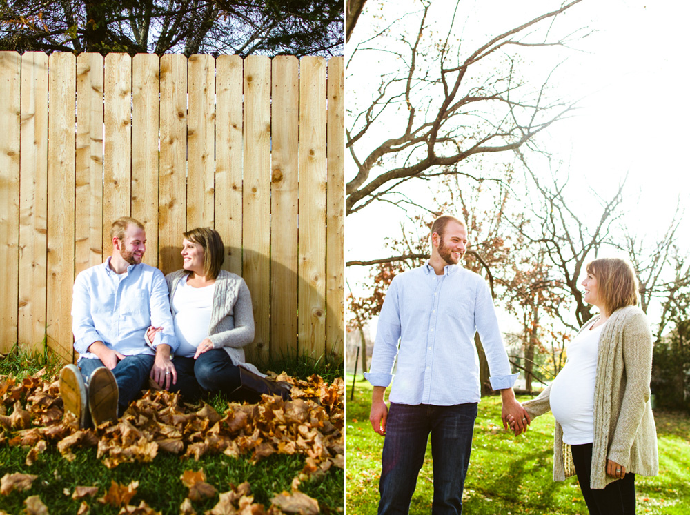 Fall Family Photos in White Bear Lake