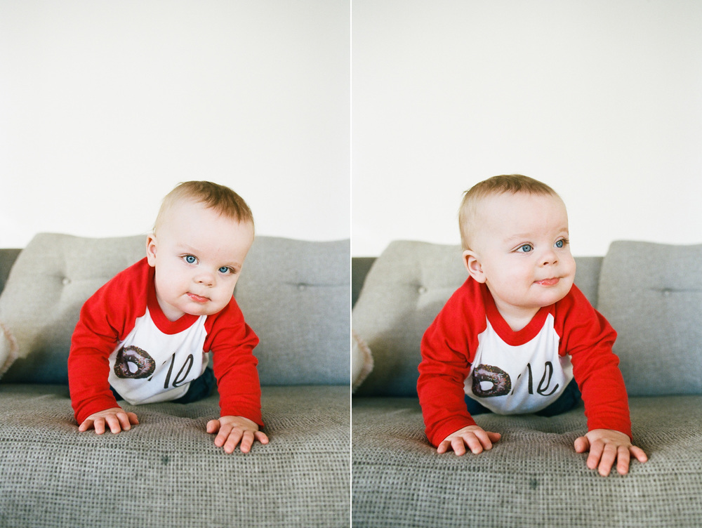 Twin Cities Children's Headshot Photographer