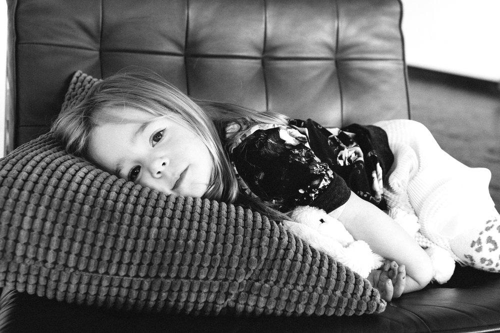 Sweet children's portrait photography in Minneapolis