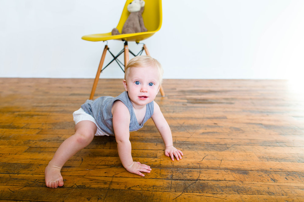 Minneapolis Modern Children's Photographer