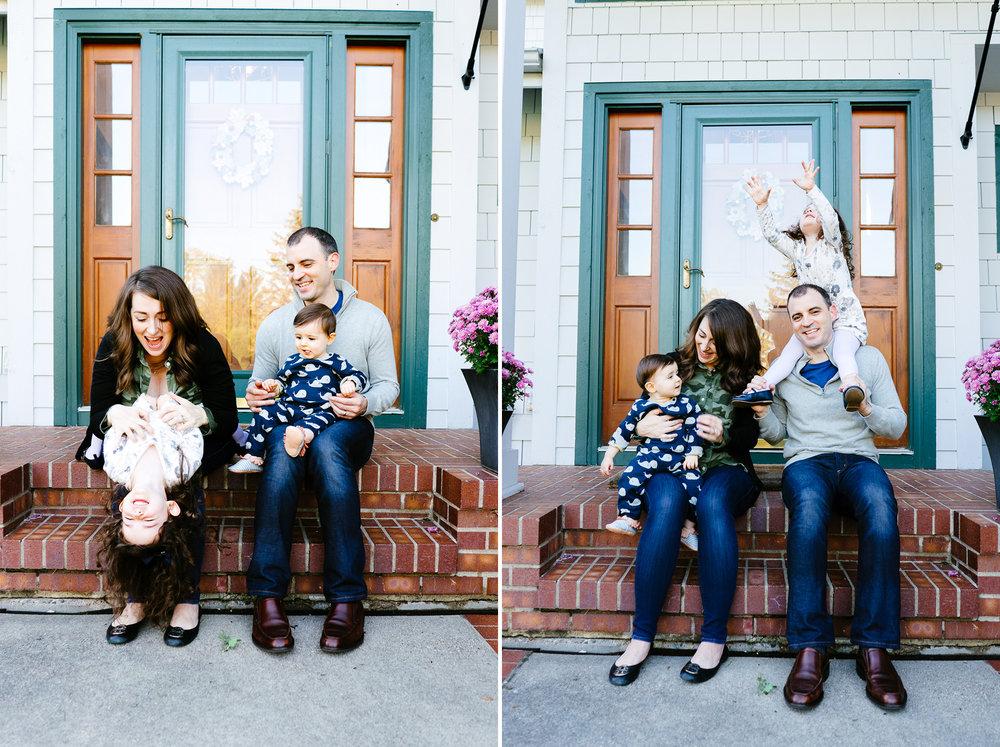 Minneapolis Fall Family Photos