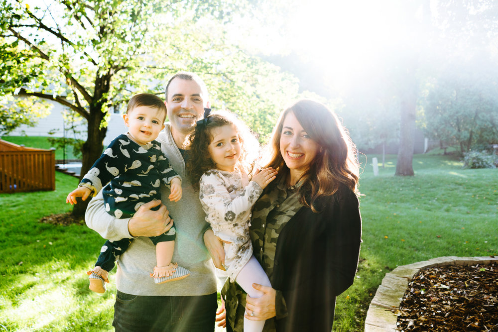 Minneapolis Fall Family Photographer