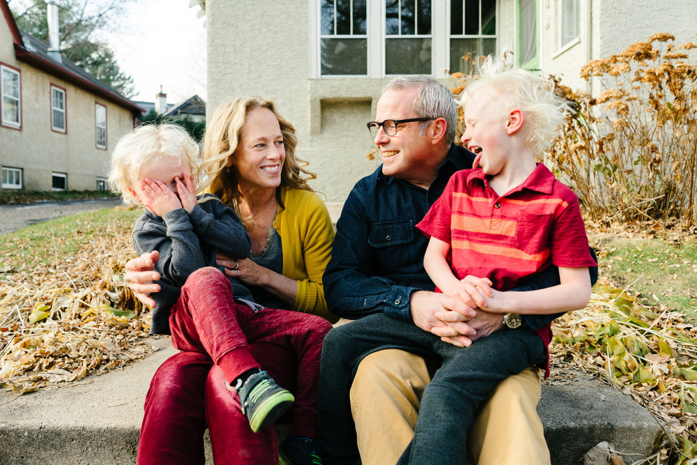 Minneapolis Family Photography at Home
