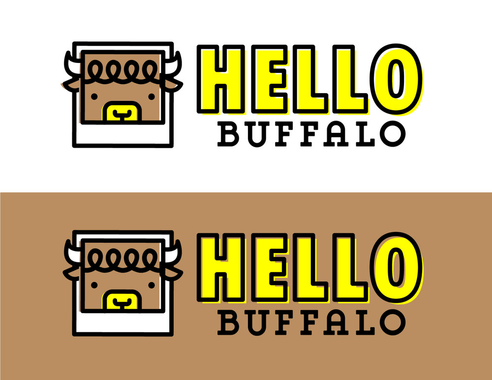 Hello Buffalo Modern Portrait Photography in Minneapolis, Minnesota
