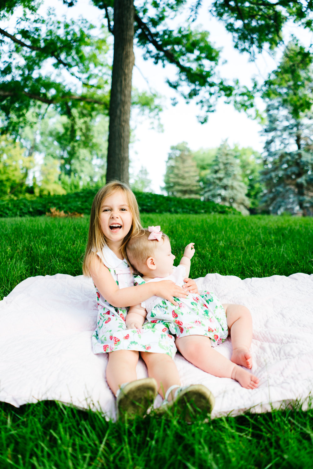 Edina Minnesota Lifestyle Family Portrait Photography