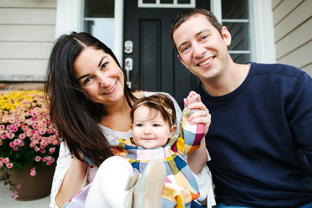 Lifestyle Family Portrait Photographer in Edina, Minnesota
